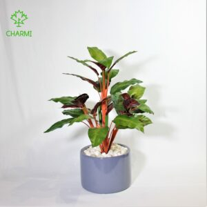 artificial Philodendron plant